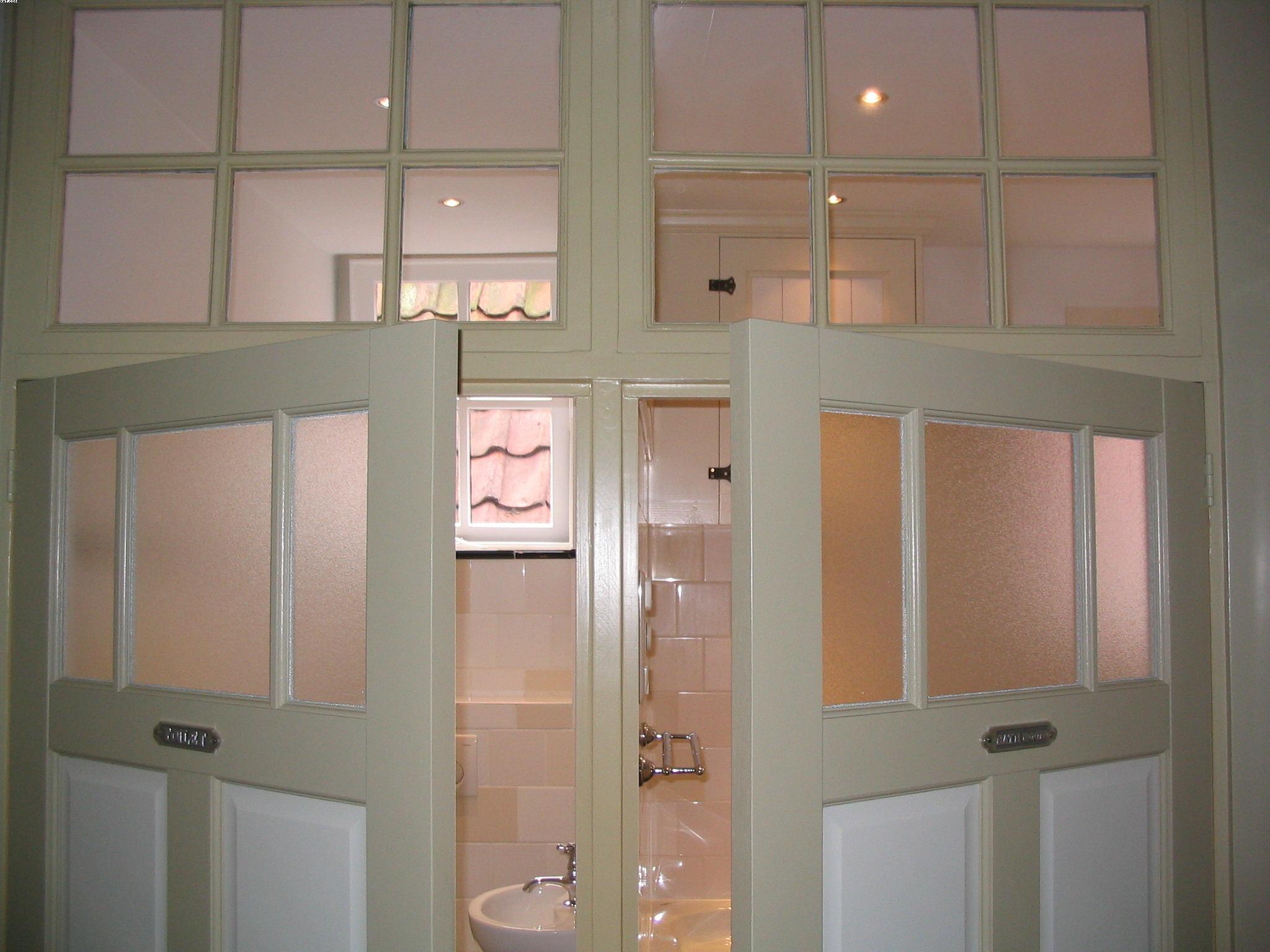 Chris de graaf interieurtimmerwerk compacte badkamer - Decoratie douche en toilet ...