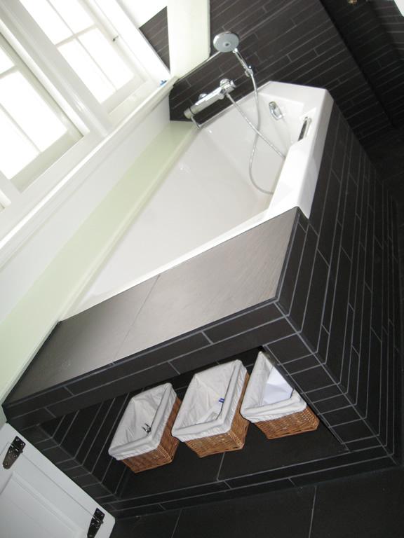 Chris de graaf interieurtimmerwerk design badkamer - Kleur idee ruimte zen bad ...
