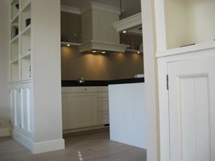 scheidingswand tussen woonkamer en keuken ~ lactate for ., Deco ideeën