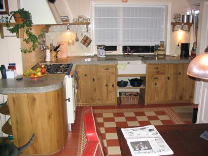 Restylexl oud eiken open keuken product in beeld startpagina